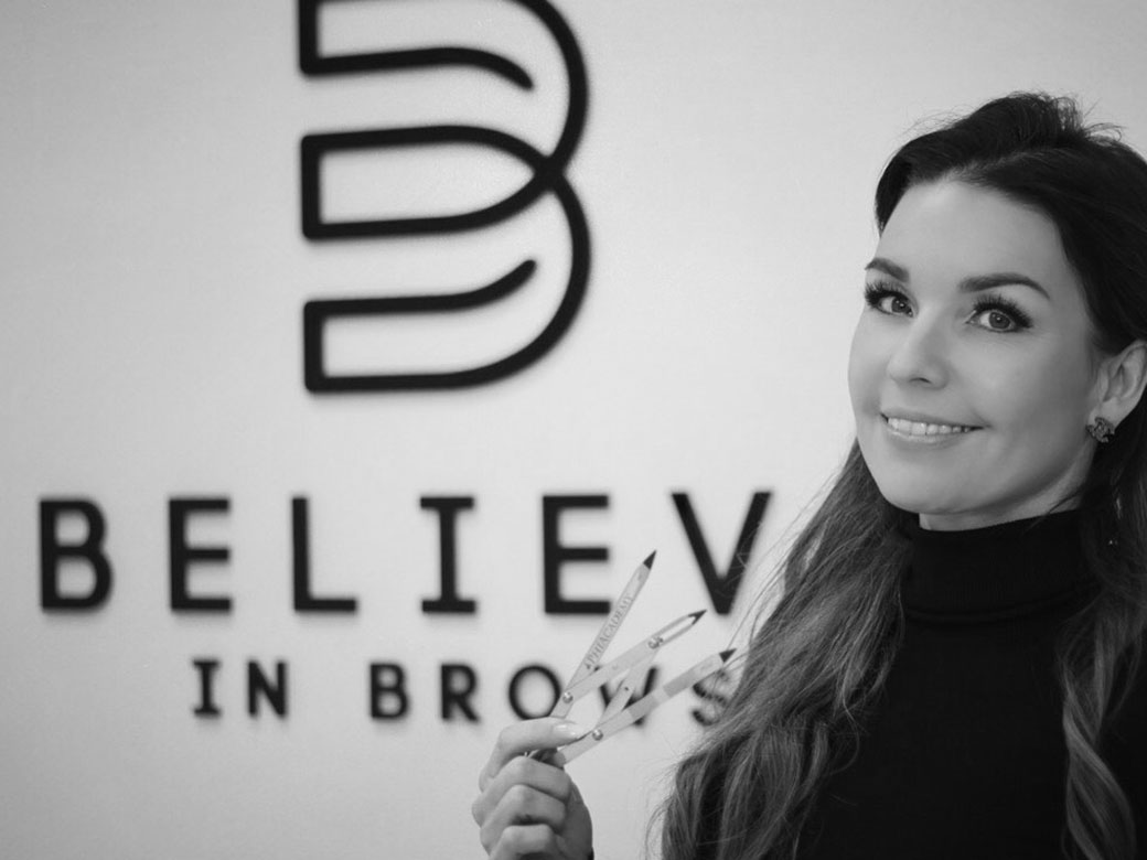 Believe in Brows - Gespecialiseerd in PhiBrows®